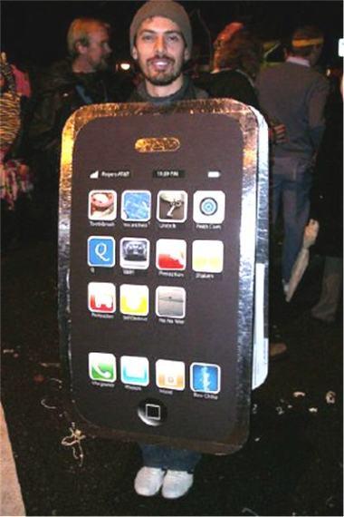 iPhone-Halloween-Costume