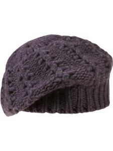 knitted-beret